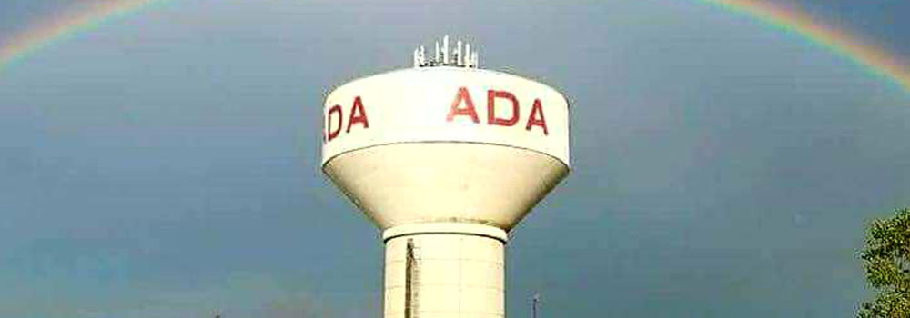 Ada Water Tower - photo